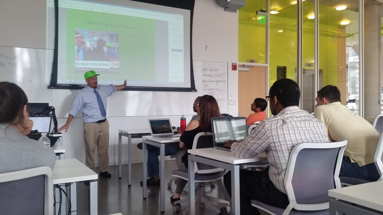 MD NLG Trains Legal Observers – Maryland National Lawyers Guild